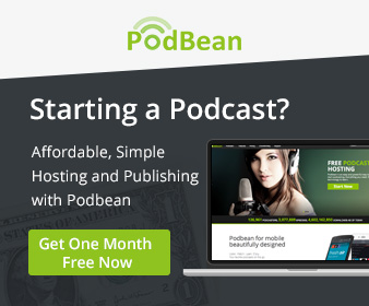 FREE Month Of Podcast Hosting!