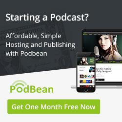 Nosso podcast está no Podbean